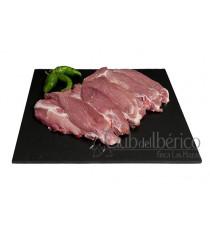 Chuletas de cabezada de cerdo (0,750 kg.)